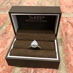 Pandora Jewelry - Pear Shaped Pandora Ring